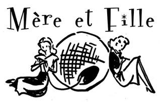 NADINE TAYLOR, MÈRE ET FILLE TRICOTS (logo)